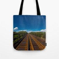 More Alberta Colors Tote Bag
