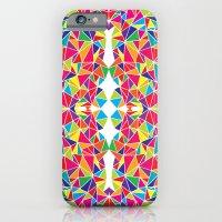 iPhone & iPod Case featuring Kaleidoscope by Flo Thomas