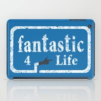 Fantastic 4 Life iPad Case