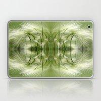 Hordeum Jubatum Abstract Laptop & iPad Skin
