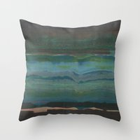 Untitled 20140915a (The … Throw Pillow