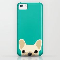French Bulldog iPhone 5c Slim Case