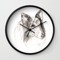 Remembering Maggie :: A … Wall Clock