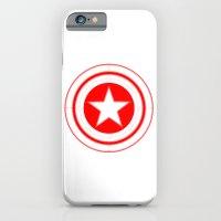 Capitaine Amérique iPhone 6 Slim Case