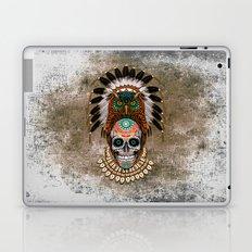indian native Owl sugar Skull iPhone 4 4s 5 5c 6, ipod, ipad, pillow case Laptop & iPad Skin