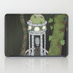 temple of the gatekeeper iPad Case