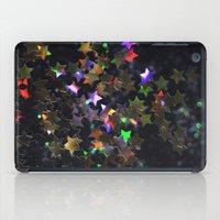 Starry Starry Night Neon (1) iPad Case
