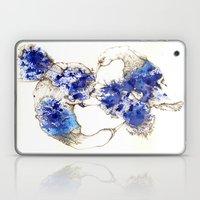 Oiseaux Bleu Laptop & iPad Skin