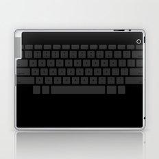 Captain's Keyboard Laptop & iPad Skin