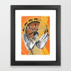 WU-CHANG  Framed Art Print