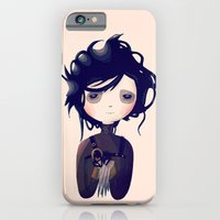 iPhone & iPod Case featuring Edward by Nan Lawson