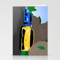 Lamborghini & Bugatti Stationery Cards