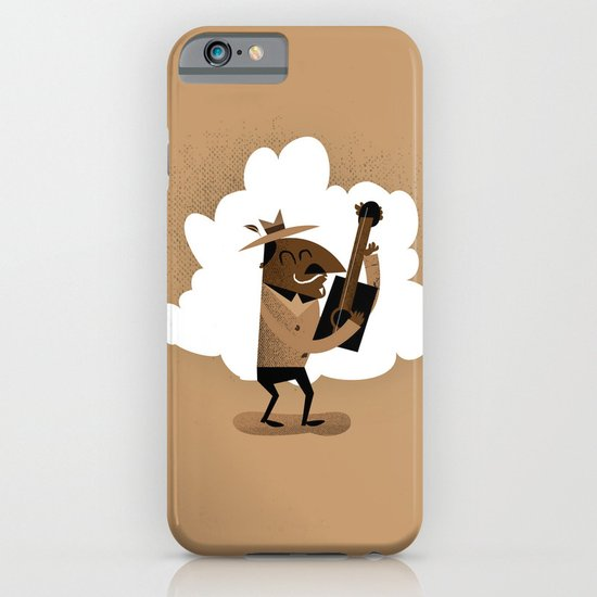 Willie One String iPhone & iPod Case