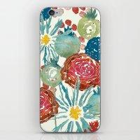 Wildflower Desert iPhone & iPod Skin