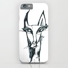 face of the animals iPhone 6 Slim Case