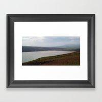 Waukmill Bay Framed Art Print