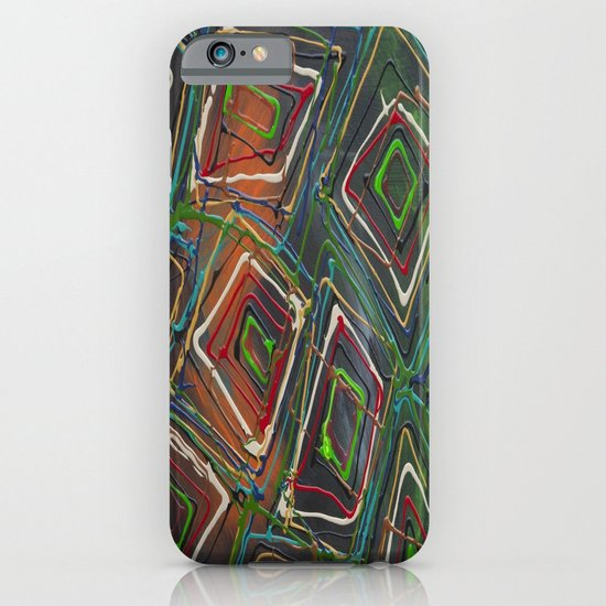Kaleidescope iPhone & iPod Case