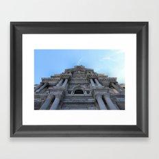 City Hall Wonder (Philad… Framed Art Print