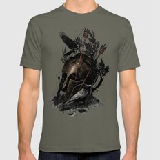 Legends Fall Mens Fitted Tee Lieutenant SMALL