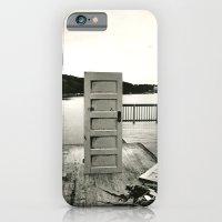 iPhone & iPod Case featuring A Gloucester Door by Devin Sullivan