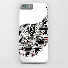Paisley Geo Melee iPhone 6s Slim Case