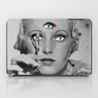 Cosmetic and Other Changes iPad Case