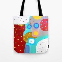 Almost Minimalist art Tote Bag