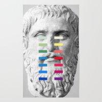 Sculpture With A Spectru… Rug