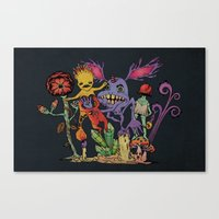 My Typical Dream? Canvas Print
