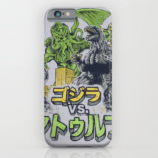 Clash of Goods iPhone & iPod Case