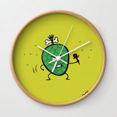 Cherimoya Wall Clock