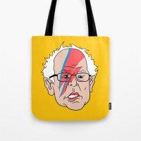 Bowie Sanders Tote Bag