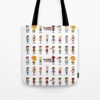 Super Street Fighter II … Tote Bag