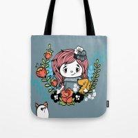 Pet Lover Tote Bag
