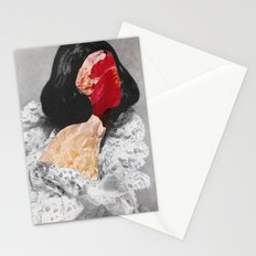 FACE  LACE Stationery Cards