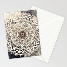 Autumn Boho Mandala Stationery Cards