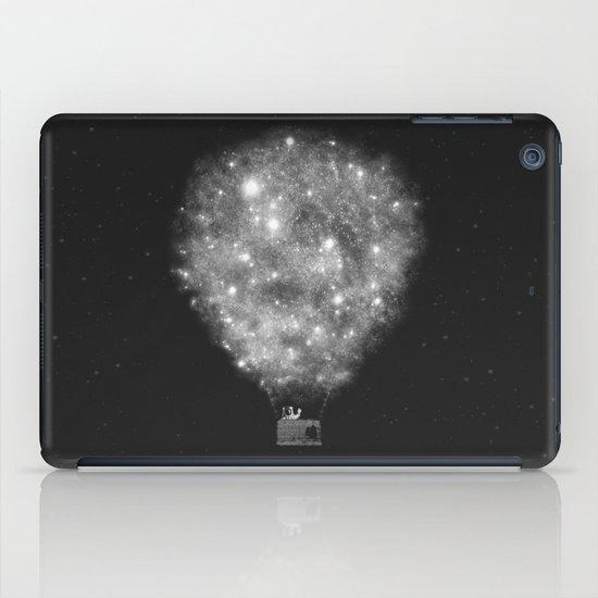 Supernova Sky Ride iPad Case