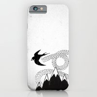 Mountain Swallow iPhone 6 Slim Case