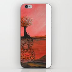 Track 3: Songs from the tree iPhone & iPod Skin