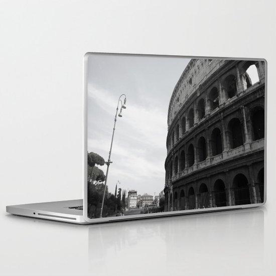 mors tua, vita mea Laptop & iPad Skin