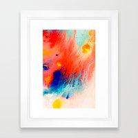 Surfaced Framed Art Print