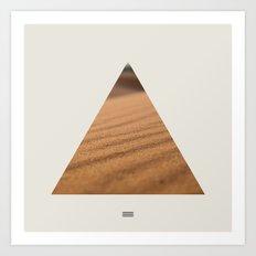 Elements - Earth Art Print