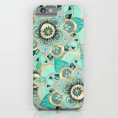 Gilded Emerald Enamel iPhone 6 Slim Case