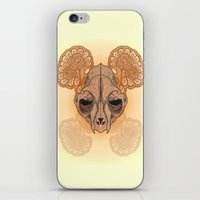 War Mask iPhone & iPod Skin