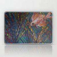 Something is Fishy Laptop & iPad Skin