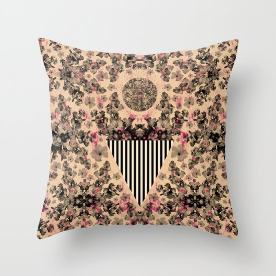 T.C.I.S.W. Throw Pillow