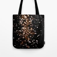 GOLD RAIN Or DUST TO DUS… Tote Bag