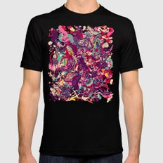 Species Black Mens Fitted Tee SMALL