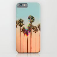 Glitch beach iPhone 6 Slim Case
