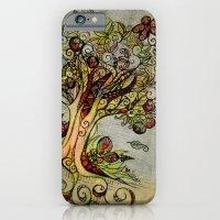 Fall Tree Bloom iPhone 6 Slim Case